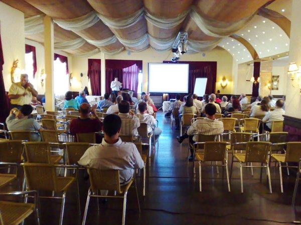 Regional Meeting - Réunion Régionale - Jul 2009