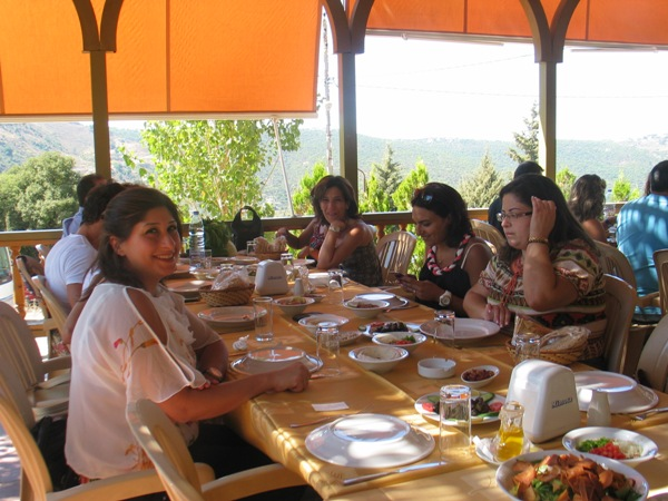 Regional Meeting - Réunion Régionale - Jezzine - Sep 2011