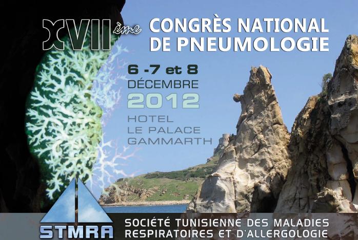 XVII ème Congrès National de Pneumologie - STMRA