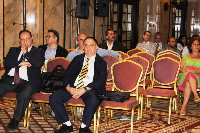 Annual Meeting LPS - 24 au 26 avril 2014 - Hôtel Phoenicia - Beyrouth - Liban