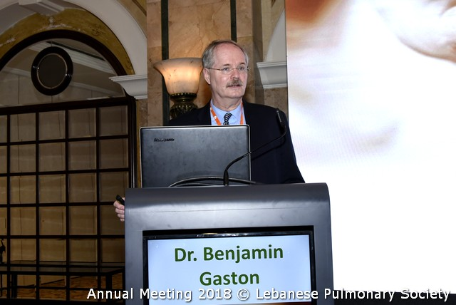 Benjamin GASTON