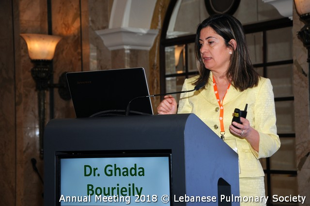 Ghada BOURJEILY